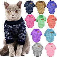Джемпер для кошек «Классик», размер XS