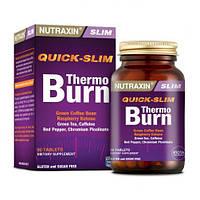 Дієтична добавка BIOTA для швидкого схуднення QS THERMO BURN NUTRAXIN 60 таблеток (4743009)