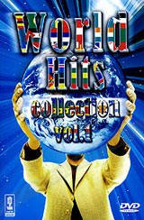 DVD - караоке: World Hits Collection. Volume 1