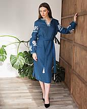Лляні вишиванки сукня та сорочка, фото 2