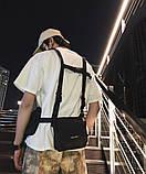 Бронежилет HGUL+BAG нагрудная сумка 0007, фото 7