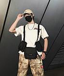 Бронежилет HGUL+BAG нагрудная сумка 0007, фото 9