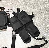 Бронежилет HGUL+BAG нагрудная сумка 0007, фото 5