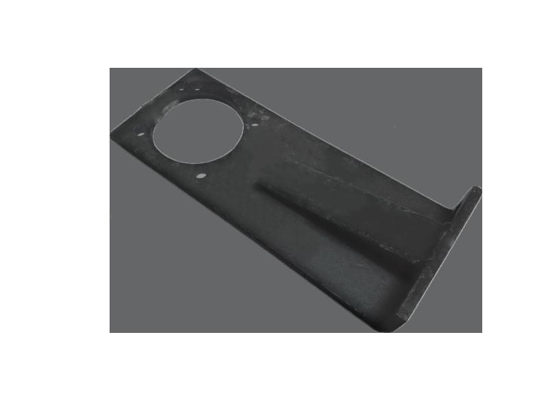 Кронштейн крепления оси дисковой бороны IBQX-1,7