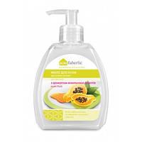 Мыло устраняет запахи, с ароматом экзотических фруктов серии «Дом Faberlic»Faberlic (Фаберлик) 300 мл
