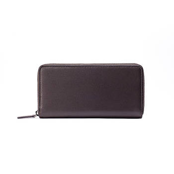 Кожаный кошелек Xiaomi 90 Points Long Wallet клатч портмоне ZJB4097RT ZJB4098RT Коричневый
