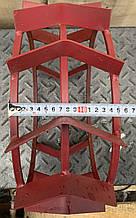 Колеса с грунт-ми 400/160(10*10)СТАНДАРТ(3мм)