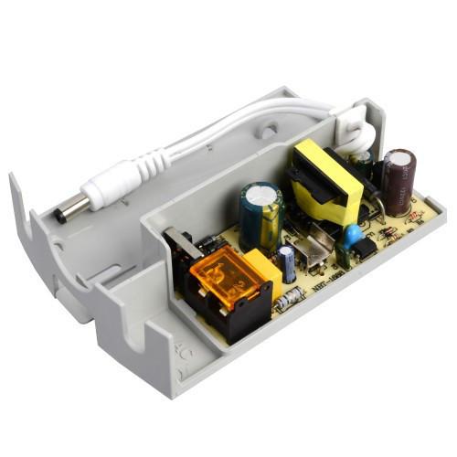 Блок питания AKV-PSU-242, 12В 2А 5.5x2.1мм для камер, уличный (04571) 4