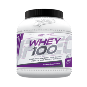 Trec Nutrition Whey 100% 600 g, фото 2