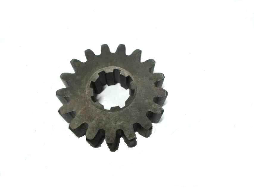 Шестерня цилиндрическая передающего вала Z17 * D95, 8 шлицев * D32-38 1GQN-125/140
