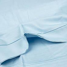 Сатиновый Пододеяльник Arya Camino 160x220см (TR1002901) Голубой