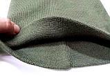 Маскировочная зимняя балаклава из вязанной пряжи., фото 3
