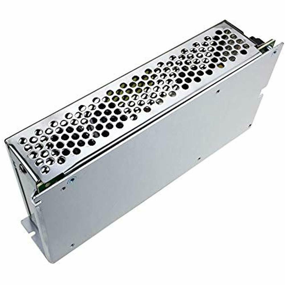 Блок питания перфорированный 5В 20А 100Вт, 2-кан для LED-лент CCTV (04 2