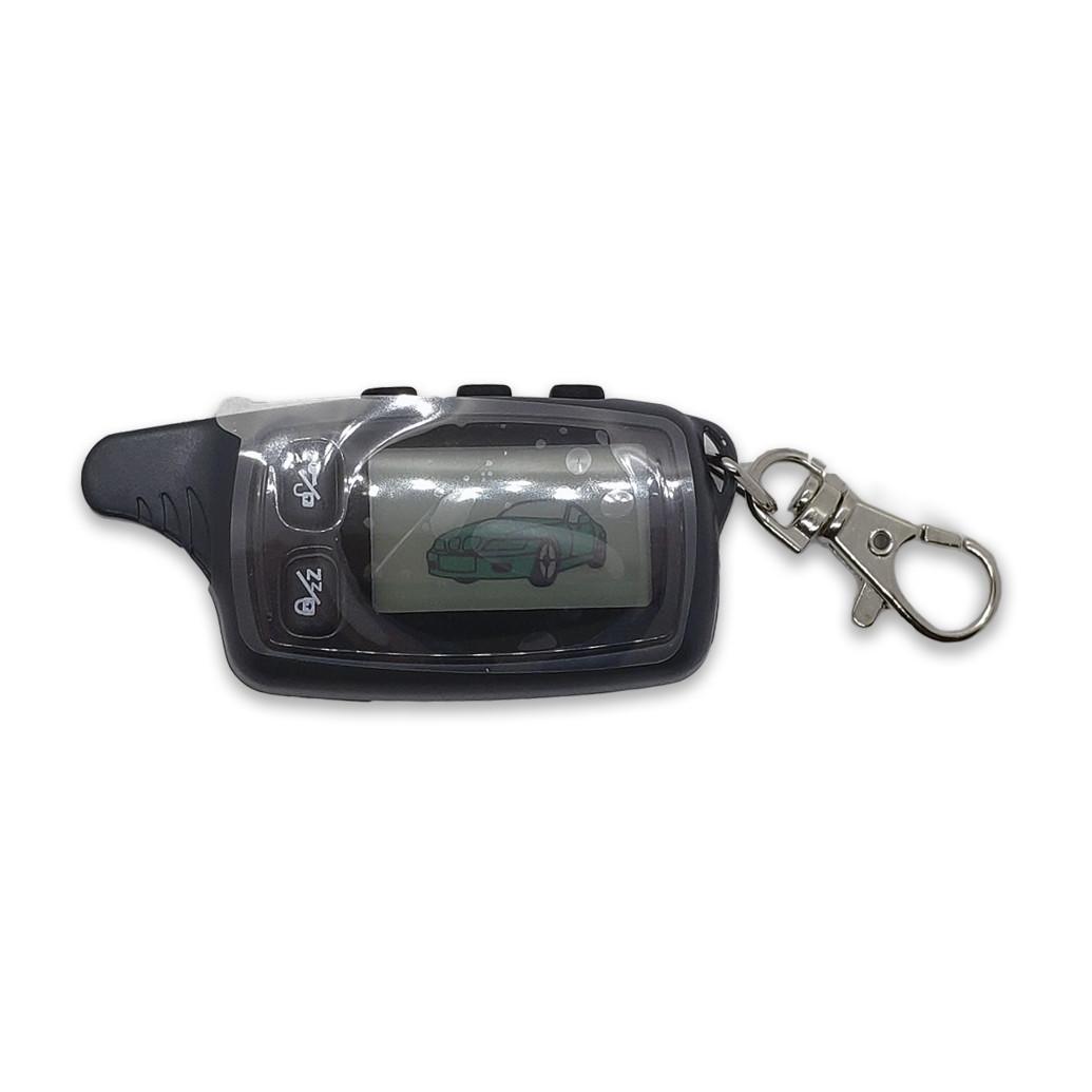 Брелок для сигнализации Tomahawk TZ-9010 с ЖК-дисплеем