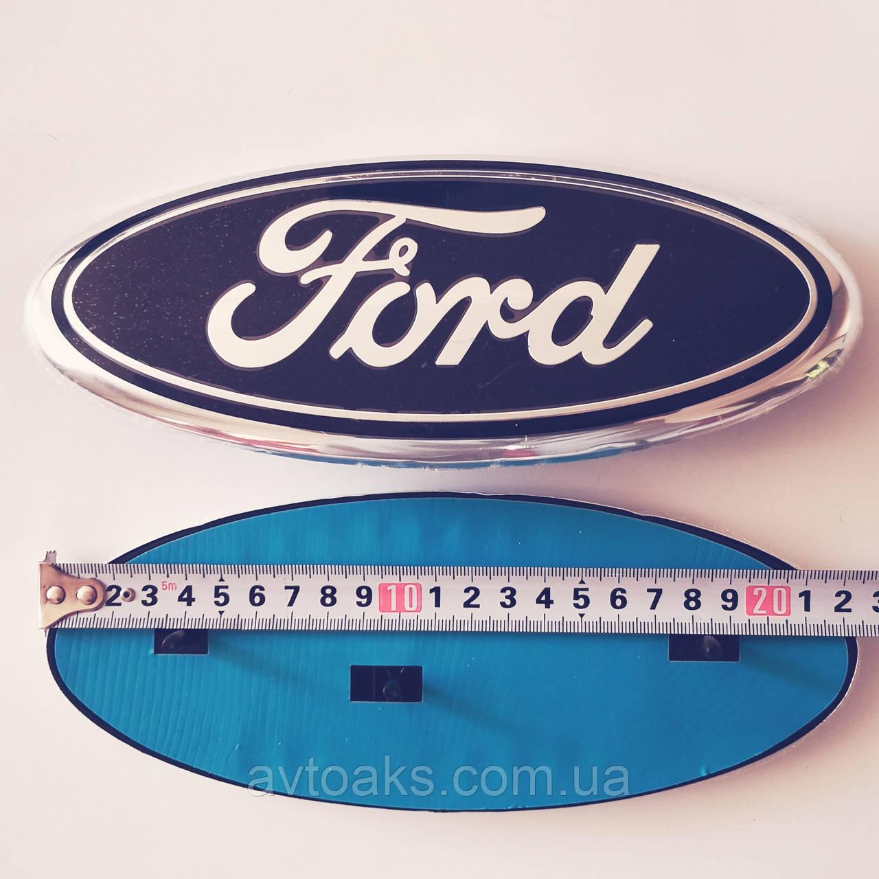 Эмблема Ford Transit Custom, F-150, длина 224мм.