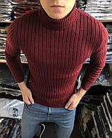 Теплый мужской свитер! Тренд 2020! 4 цвета!
