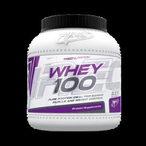 Trec Nutrition Whey 100 % - 2270 g, фото 2