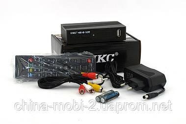DVB-T2 UKC 0967 Цифровий ресівер з підтримкою WiFi адаптера