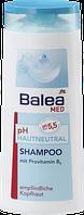 Balea Med pH-hautneutral Shampoo - Шампунь для интенсивной защиты волос и кожи головы 300 мл