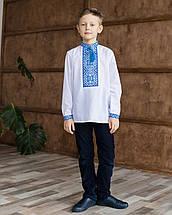 Вишиванки для хлопчика та дівчинки сорочкова тканина, фото 2