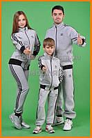 Спортивные костюмы adidas, nike для семьи | спортивная семья папа мама сын дочь