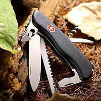 Швейцарский перочинный нож Victorinox Forester 10/1. Лесник (Бесплатная доставка)