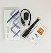 Фитнес-трекер умный браслет Lemfo S3 (Золотой), фото 6
