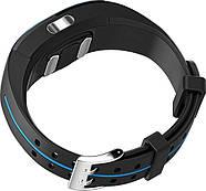 Умный фитнес браслет Lemfo P3 Plus с ЭКГ и тонометром (Черный), фото 4