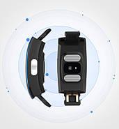Умный фитнес браслет Lemfo P3 Plus с ЭКГ и тонометром (Черный), фото 5