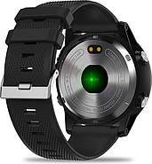 Умные часы Zeblaze VIBE 3 HR с пульсометром и шагомером (Черный), фото 5