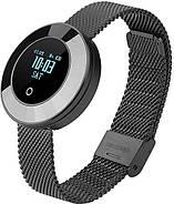 Умные часы Lemfo X6 с пульсометром и тонометром (Черный), фото 3