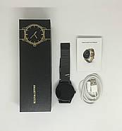Умные часы Lemfo K88H с пульсометром (Черный), фото 4