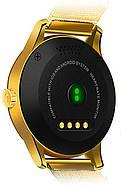Умные часы Lemfo K88H с пульсометром (Золотой), фото 2
