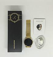 Умные часы Lemfo K88H с пульсометром (Золотой), фото 4