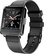 Умные часы Lemfo CV16 с двойным дисплеем (Черный), фото 3