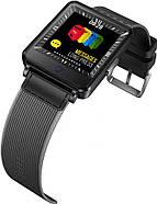 Умные часы Lemfo CV16 с двойным дисплеем (Черный), фото 4