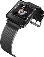 Умные часы Lemfo CV16 с двойным дисплеем (Черный), фото 5
