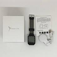 Умные часы Lemfo CV16 с двойным дисплеем (Черный), фото 8