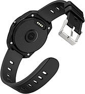 Умные часы King Wear KW01 с влагозащитой и пульсометром (Черный), фото 3