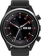 Умные часы King Wear KC05 на Android 7.0 с поддержкой GPS (Черный), фото 2