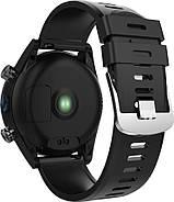 Умные часы King Wear KC05 на Android 7.0 с поддержкой GPS (Черный), фото 8