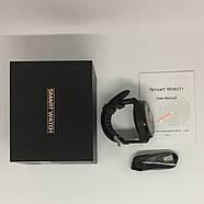 Умные часы King Wear KC05 на Android 7.0 с поддержкой GPS (Черный), фото 9