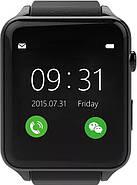 Умные часы King Wear GT88 c SIM картой (Черный), фото 2
