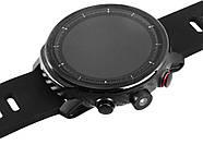 Умные часы Blaze Light со спортивными режимами и влагозащитой (Черно-желтый), фото 3
