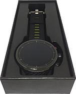 Умные часы Blaze Light со спортивными режимами и влагозащитой (Черно-желтый), фото 7