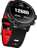 Умные часы Blaze Light со спортивными режимами и влагозащитой (Красный), фото 2