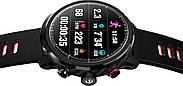 Умные часы Blaze Light со спортивными режимами и влагозащитой (Красный), фото 3