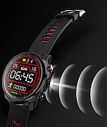 Умные часы Blaze Light со спортивными режимами и влагозащитой (Красный), фото 4