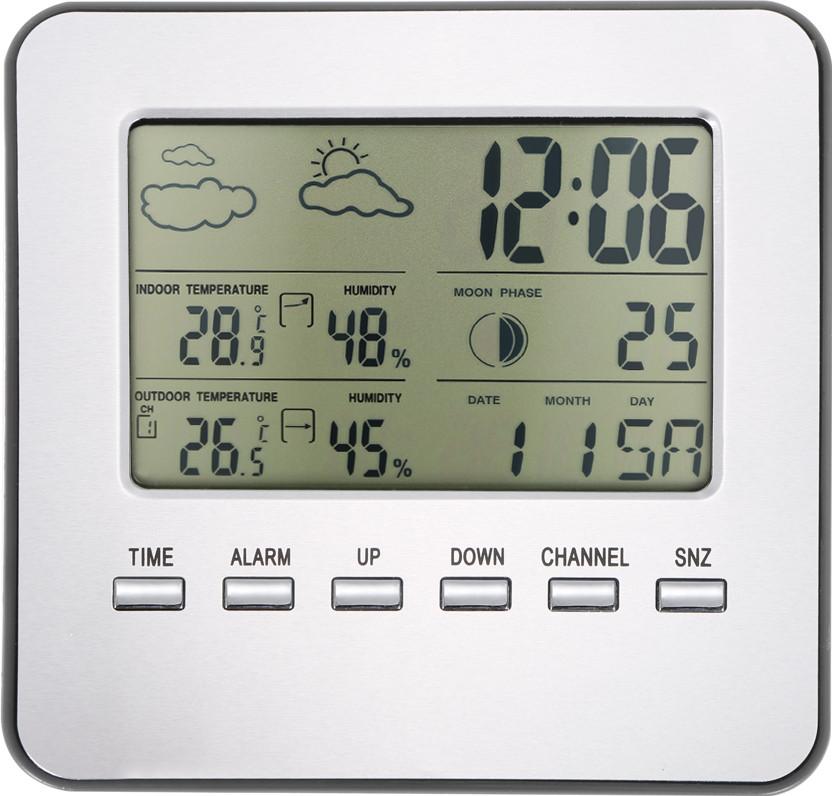 Метеостанция KKMoon weather station (Серебристый)
