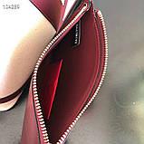 Сумка шоппер від Валентино натуральний текстиль і натуральна шкіра, фото 5